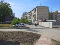 Новосибирск, улица 25 лет Октября, дом 18. многоквартирный дом