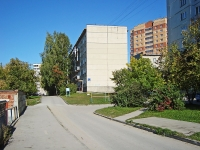 Новосибирск, улица 25 лет Октября, дом 20/1. многоквартирный дом