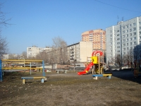 Novosibirsk, 25 Let Oktyabrya st, house 20/1. Apartment house