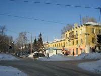 Новосибирск, улица 25 лет Октября, дом 26. многоквартирный дом