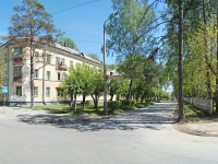 Novosibirsk, st 25 Let Oktyabrya, house 38. Apartment house