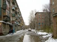 Novosibirsk, st Aviastroiteley, house 1/5. Apartment house