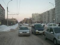 Новосибирск, улица Авиастроителей, дом 2/2. многоквартирный дом
