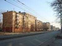 Novosibirsk, st Aviastroiteley, house 4. Apartment house