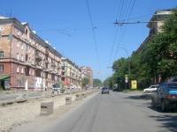 Novosibirsk, st Aviastroiteley, house 11. Apartment house