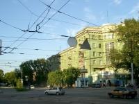 Новосибирск, улица Авиастроителей, дом 14. многоквартирный дом
