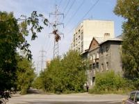 Новосибирск, улица Авиастроителей, дом 33. многоквартирный дом
