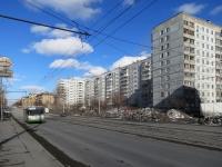 Novosibirsk, st Aviastroiteley, house 2/2. Apartment house