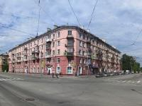 Новосибирск, улица Авиастроителей, дом 15. многоквартирный дом
