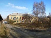 Новосибирск, улица Алейская, дом 10. многоквартирный дом