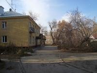 Новосибирск, улица Алейская, дом 12. многоквартирный дом