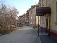 Новосибирск, улица Алейская, дом 14. многоквартирный дом