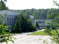 Новосибирск, улица Биатлонная, дом 1 к.1. спортивный комплекс