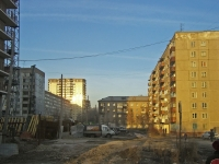 Novosibirsk, st Denis Davydov, house 1/1. Apartment house