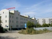 """Новосибирск, улица Дениса Давыдова, дом 1/3. гостиница (отель) """"55 широта"""""""