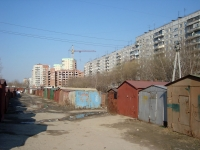Novosibirsk, st Denis Davydov, house 7. Apartment house