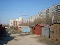 Новосибирск, улица Дениса Давыдова, дом 7. многоквартирный дом