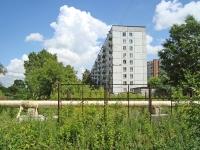 Новосибирск, улица Дениса Давыдова, дом 11. многоквартирный дом