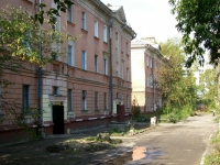Novosibirsk, st Respublikanskaya, house 37. Apartment house