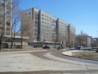 Новосибирск, улица Дмитрия Шамшурина, дом 10. многоквартирный дом