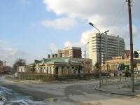 Новосибирск, улица Дмитрия Шамшурина, дом 100. офисное здание