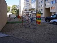 Novosibirsk, Shamshurin st, house 1. Apartment house