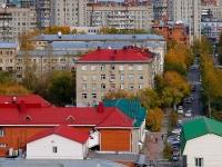 Novosibirsk, st Shamshurin, house 8. office building