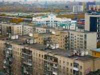 Novosibirsk, st Shamshurin, house 12. Apartment house