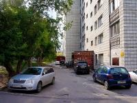 Новосибирск, улица Дмитрия Шамшурина, дом 12. многоквартирный дом