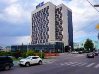 """Новосибирск, улица Дмитрия Шамшурина, дом 37. гостиница (отель) """"Park Inn by Radisson Novosibirsk"""""""