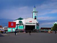 Novosibirsk, st Shamshurin, house 41. railway station