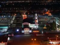 新西伯利亚市, 火车站 Новосибирск-Главный, Shamshurin st, 房屋 41