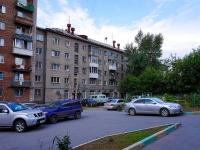 Новосибирск, улица Дмитрия Шамшурина, дом 6. многоквартирный дом
