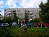 Novosibirsk, st Shamshurin, house 10. Apartment house