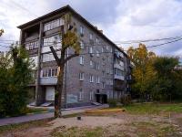 Novosibirsk, st Shamshurin, house 20. Apartment house
