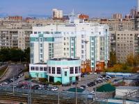Новосибирск, улица Дмитрия Шамшурина, дом 33. офисное здание