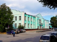 Novosibirsk, st Shamshurin, house 39. museum