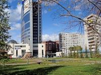 """Новосибирск, улица Красноярская, дом 35. офисное здание """"Гринвич"""""""
