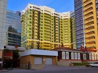 Новосибирск, улица Красноярская, дом 107. многоквартирный дом