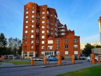 Новосибирск, улица Красноярская, дом 40. многоквартирный дом