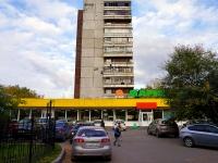 Новосибирск, улица Красноярская, дом 34. многоквартирный дом
