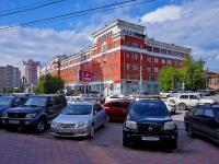 Novosibirsk, st Saltykov-Shchedrin, house 1. Apartment house