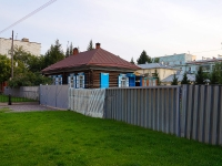Novosibirsk, st Saltykov-Shchedrin, house 105. Private house