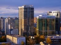 Novosibirsk, st Saltykov-Shchedrin, house 118. Apartment house