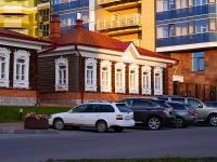 Novosibirsk, st Saltykov-Shchedrin, house 120. office building