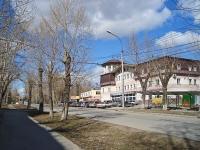Новосибирск, улица Аэропорт, дом 1Б. офисное здание