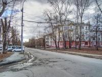 Новосибирск, улица Аэропорт, дом 5. многоквартирный дом