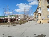 Новосибирск, улица Аэропорт, дом 7. многоквартирный дом