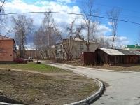 Новосибирск, улица Аэропорт, дом 25. многоквартирный дом