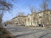 Новосибирск, улица Аэропорт, дом 30. многоквартирный дом
